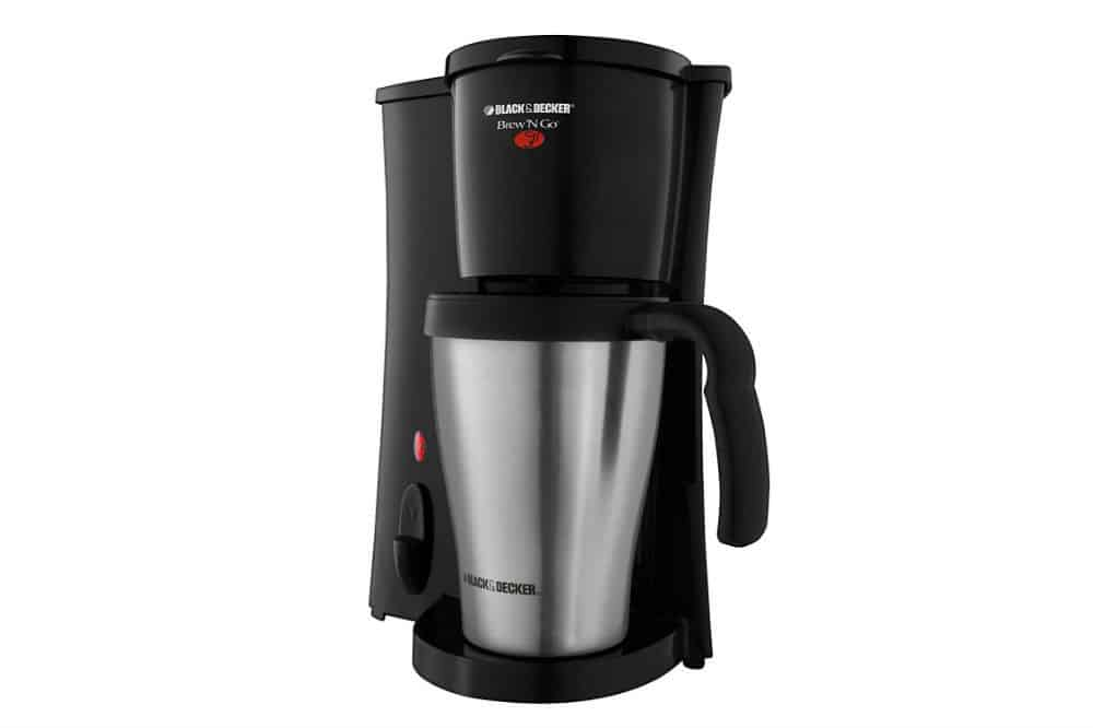 BLACK+DECKER Brew 'n Go Personal Coffeemaker with Travel Mug Review