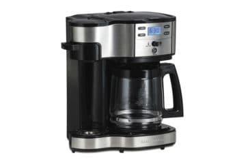 Hamilton Beach 49980A Single Serve Coffee Brewer Review
