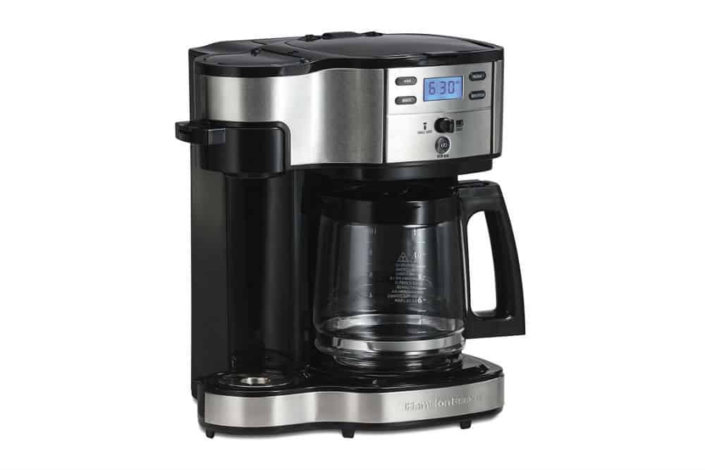 Hamilton Beach 49980A Single Serve Coffee Brewer Review