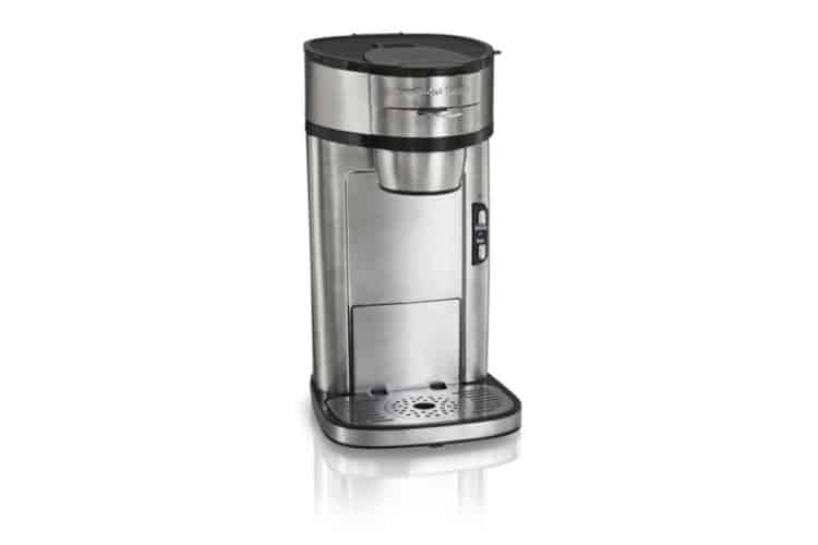 Hamilton Beach 49981A Single Serve Scoop Coffee Maker Review