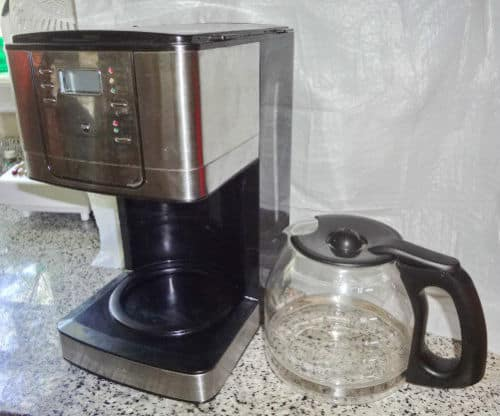 Programmable Coffee Maker without Vinegar