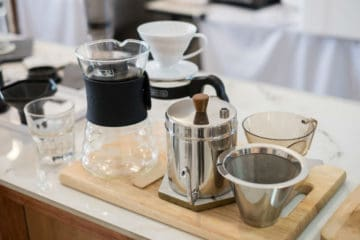 Coffee Percolator set