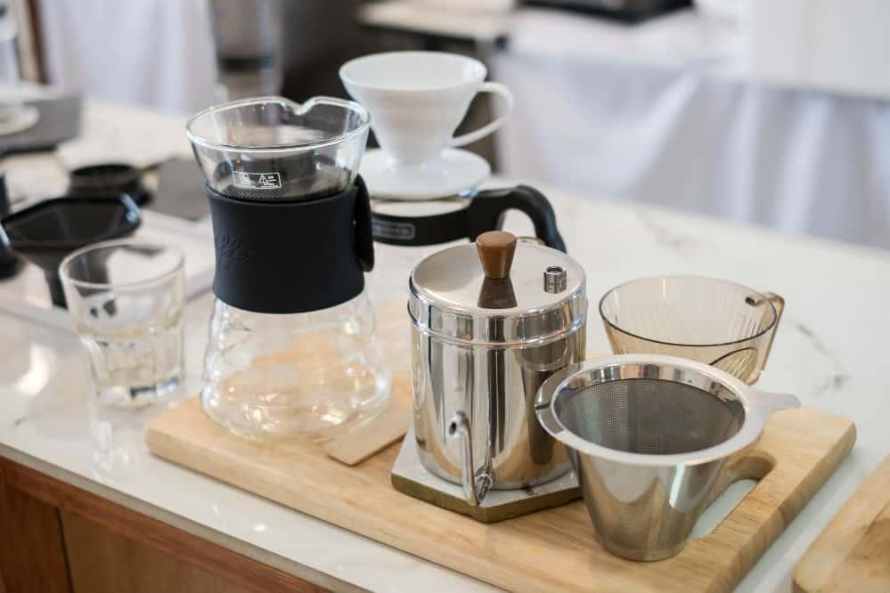 Coffee Percolator set