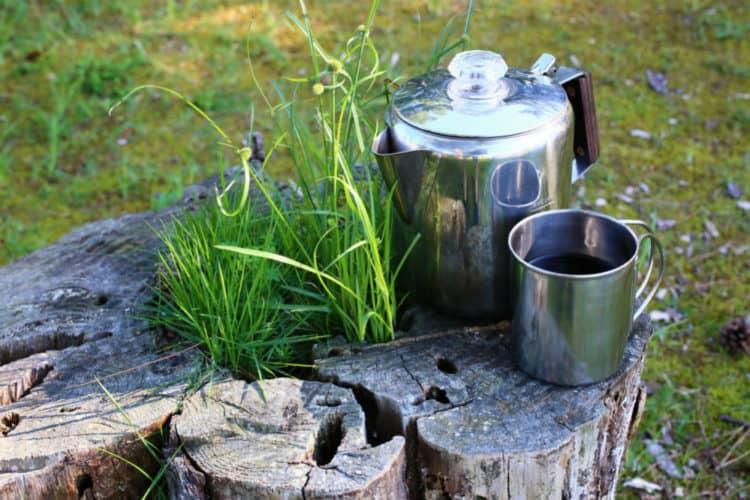 Chinook Timberline Coffee Percolator Your Coffee Buddy