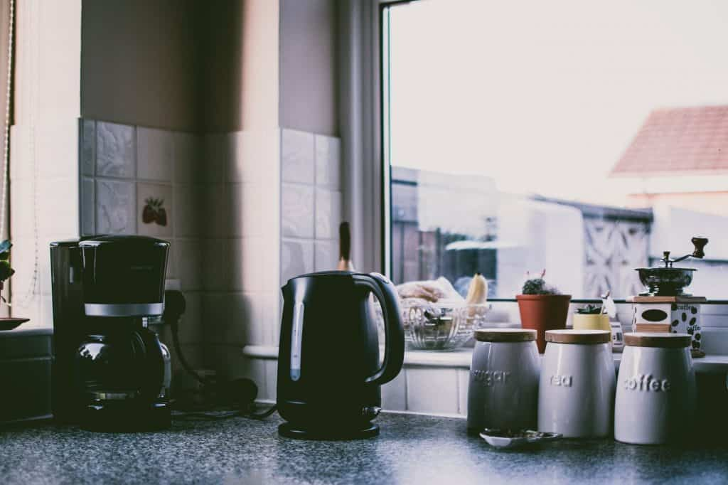 Coffee Makers In a Home
