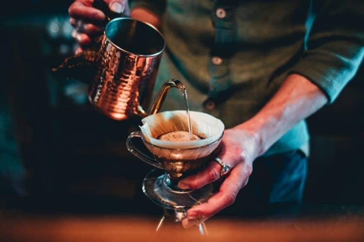 BPA Free Coffe Making