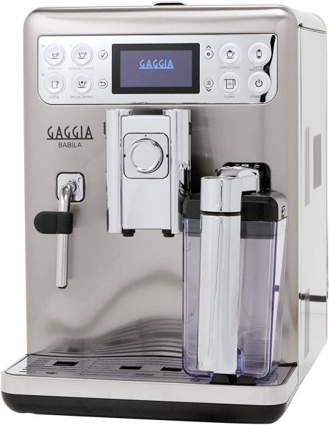 The Gaggia Babila Reviewed For Convenience and the Perfect Taste